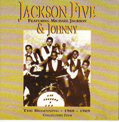 Jackson Five & Johnny Featuring Michael CD