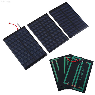 018D NEW 5V 160mA Solar Panel Battery charger Module DIY Cell car boat home