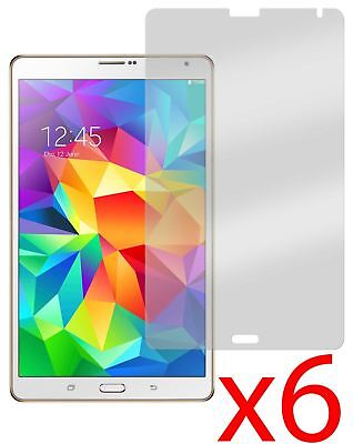 Hellfire 6x Anti-Glare Matte Screen Protector for Samsung Galaxy Tab S 8.4""