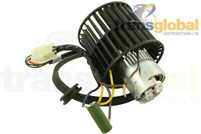 Heater Motor & Fan for Land Rover Discovery 1 Range Rover Classic Bearmach