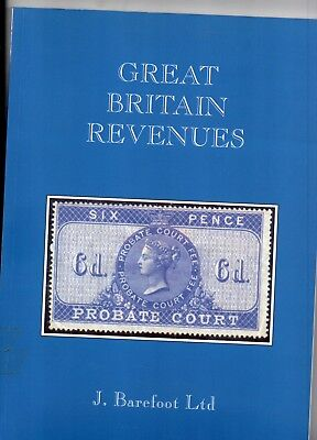Great Britain Revenues, Barefoot, 4th edition 2002 REDUCED