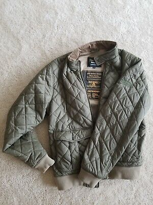 Barbour Land Rover Defender Jacket Men's Large
