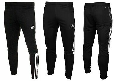 Adidas Tiro Slim Tapered Training Tracksuit Bottoms Pants Football Jogging Gym