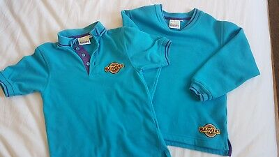 Beavers t-shirt and jumper size 24