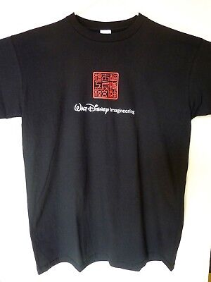 WDI Disney Imagineering Shanghai Disneyland T Shirt - L - RARE New with Tag