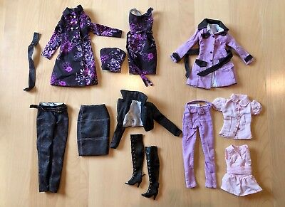 """16"""" Tonner Tyler Ready-to-Wear outfit lot: 2008 CANDY & FLOWERS COLLECTION"""