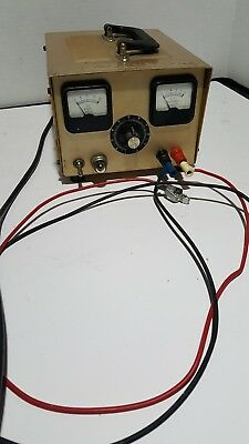 Powerstat Voltage Emico Delco Regulator