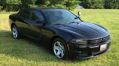 2016 Dodge Charger Police Pursuit 2016 Dodge Charger Undercover Police Pursuit