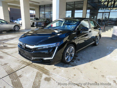 Honda Clarity Plug-In Hybrid Touring Sedan Touring Sedan New 4 dr CVT 1.5L Crystal Black Pearl