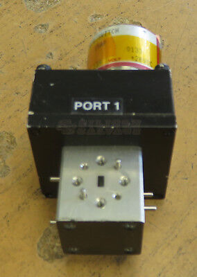 Sector Microwave WR15 Waveguide Switch 15AP 28VDC