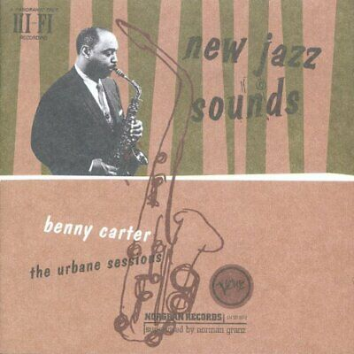 Benny Carter : New Jazz Sounds CD Value Guaranteed from eBay's biggest seller!