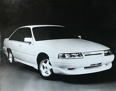 Holden VN HSV SV89  Commodore Press Release Photo See also Brochure listed