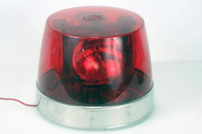 Vintage Large Smith & Wesson 436H Fire Truck Emergency Light Rotating
