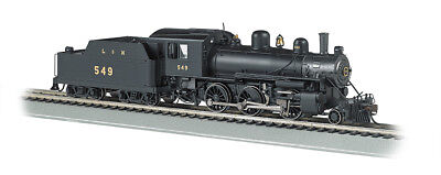 Bachmann 57804 HO Louisville & Nashville Alco 2-6-0 w/EZ App Train Control Steam