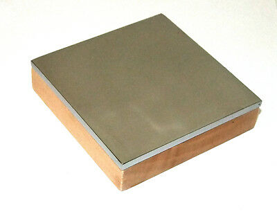 Steel And Wood Bench Block 4x4 INCH