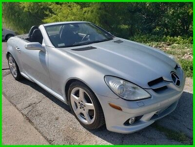 2006 Mercedes-Benz SLK-Class SLK350 2006 Mercedes SLK350 3.5L V6 Automatic, Power Convertible, No Reserve!