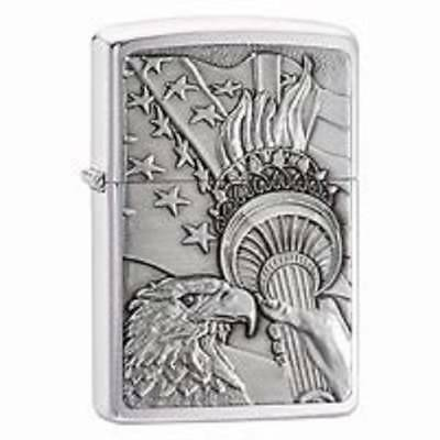 Zippo Lighter #20895 Something Patriotic **NEW**