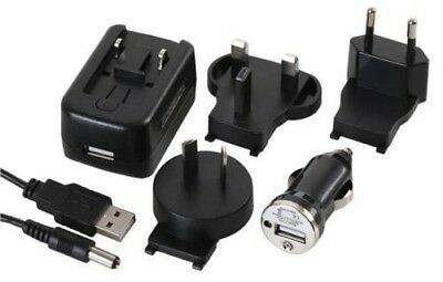 Usb-Ladekabel Set - Dc-Usb-Kit