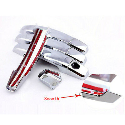 Chrome Side Door Handle Cover Trim For Chevrolet Cruze 2009  2010 11 12 13 2014