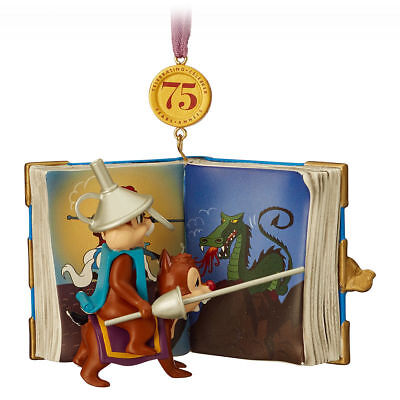 Disney Store 2018 Boxed CHIP 'n Dale LEGACY Sketchbook Limited New