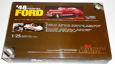Union '48 Ford Convertible 1:25