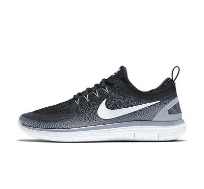 e84198a6c3051 Nike Free Run RN Distance 2 Black Multi Size US Mens Athletic Running Shoes