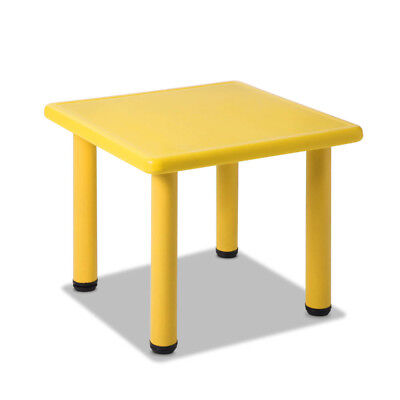 Kids Table and Chair Set - Yellow