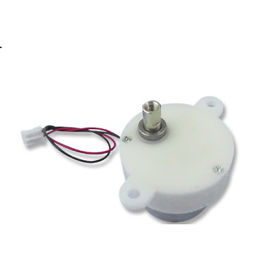 DC 3V-12V 18RPM Slow Speed Mini Worm Electric Gear Box Motor Speed Reduction