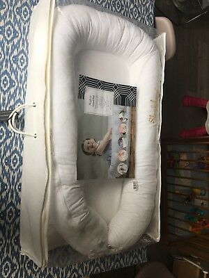 Sleepyhead Grand Pod for (8-36 Months Babies) - Pristine White