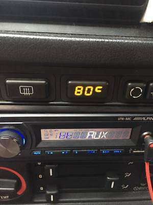 BMW E30 digital water temp gauge (m40) (T-junction not needed)