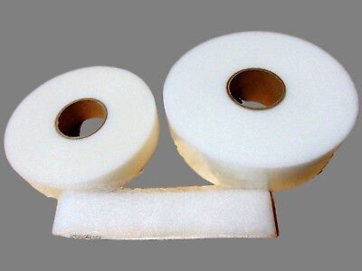 Washable Iron On Hemming Tape Fabric Alter Fusible Invisible Overlap Repair