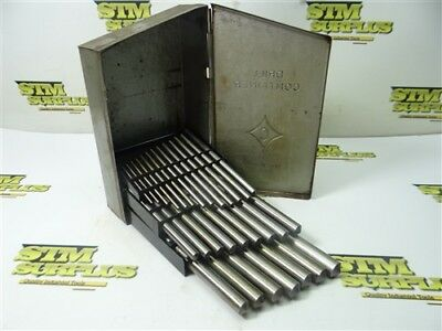 """Nice! Cleveland Complete Drill Blank Index 1/16"""" To 1/2"""""""