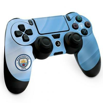 Manchester City Fc Man City PS4 Controller Skin Sticker Playstation4