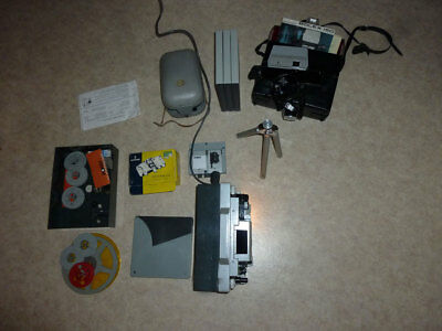 Super 8 Filmapparat / Bolex150 / eumig mark DL / Zubehör. Bundle