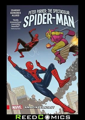 Peter Parker Spectacular Spider-Man Volume 3 Amazing Fantasy Graphic Novel