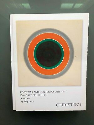 Christie's catalog - Post War and Contemporary Art May 2015