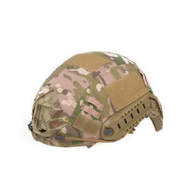 UT Fast Helmet Cover Maritime Style Fastener Panel Airsoft Army Multicam
