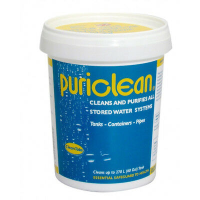 Puriclean Water System Treatment - 400g - Pack of 6