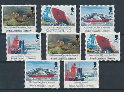 [77332] British Antarctic Territory 1991 good set Very Fine MNH stamps