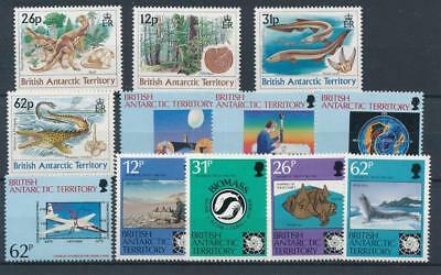 [77341] British Antarctic Territory good lot Very Fine MNH stamps