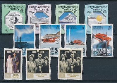 [77342] British Antarctic Territory good lot Very Fine MNH stamps