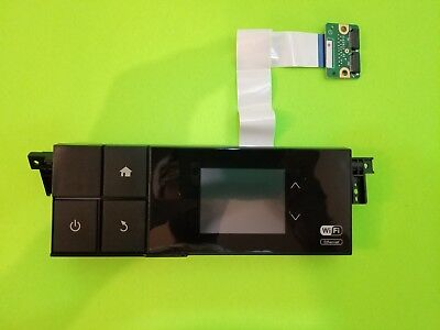 Epson SureColor P600 Control Panel Digital Display
