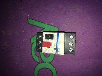 Telemecanique GV2ME14/6-10A - Motor Overload Protection Circuit Breaker