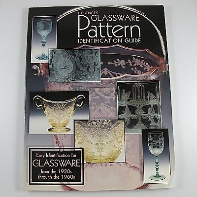 Florence's Glassware Pattern Identification Guide Paperback