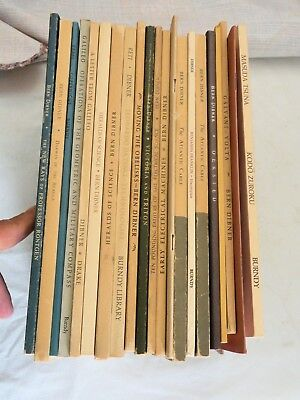 25 Scientific Publications from the Burndy Library, from 1950 - 1983, $10/Pub