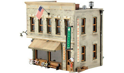 Woodland Scenics PF5202 N Scale Main Street Mercantile Building Kit