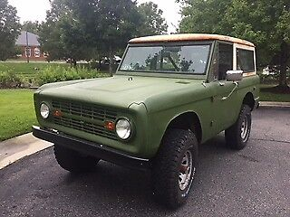 1966 Ford Bronco  Classic Bronco For Sale