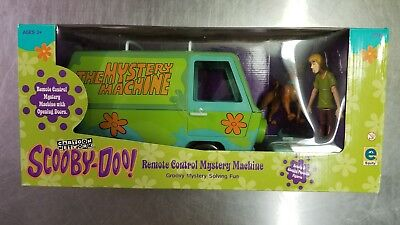 Cartoon Network Scooby-Doo Remote Control Mystery Machine New In Box