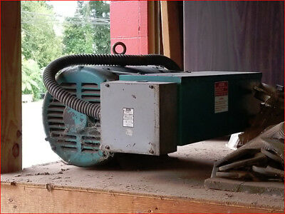 phase converter Model C Arco Electric 15 to 45 HP