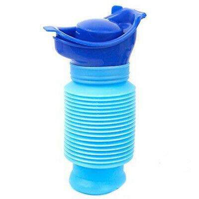 Universal Car Accessories Shrinkable Emergency Outdoor Camping Urinal Mini